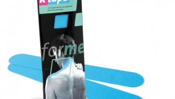 K-Tape® for me neck