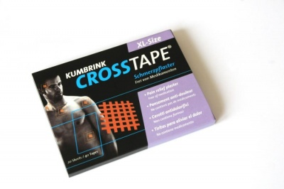 KUMBRINK-CROSSTAPE® XL izmērs- 40 gab.