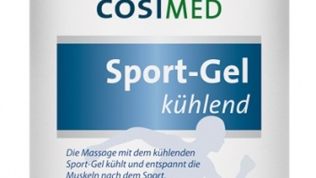 CosiMed aukstuma gels Sport 250 ml
