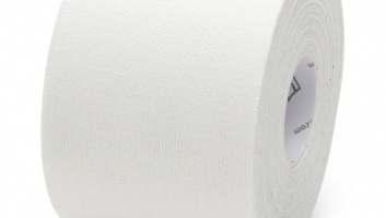 K-Tape Pure White Single Roll (5m x 5 cm)